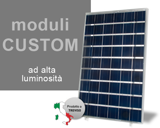 Modulo custom - alta luminosità